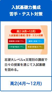進研ゼミ高校講座プラン_高2